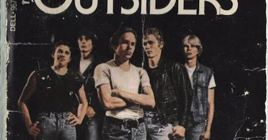 Reading Period 21: March 16-22: The Outsiders