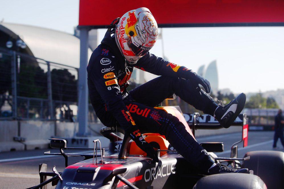 Verstappen estava furioso com a P3 da grelha, sentindo que tinha ritmo para a pole