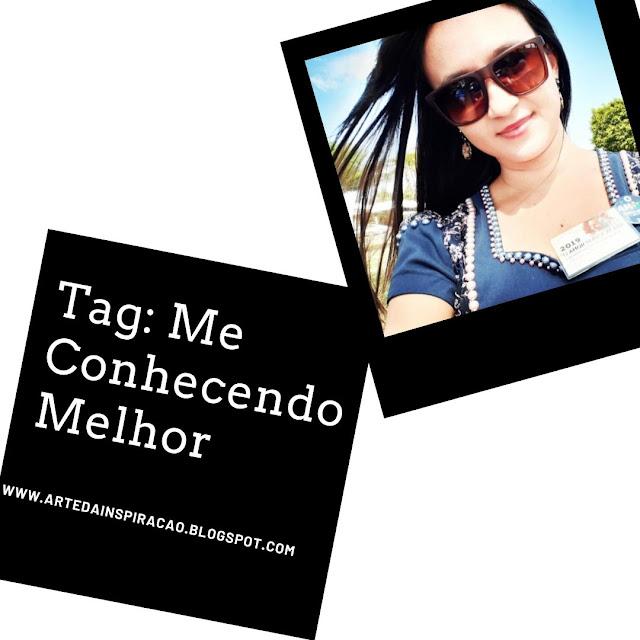 Respondi a tag Me Conhecendo Melhor, venha saber um pouco mais sobre essa blogueira que vos fala :)