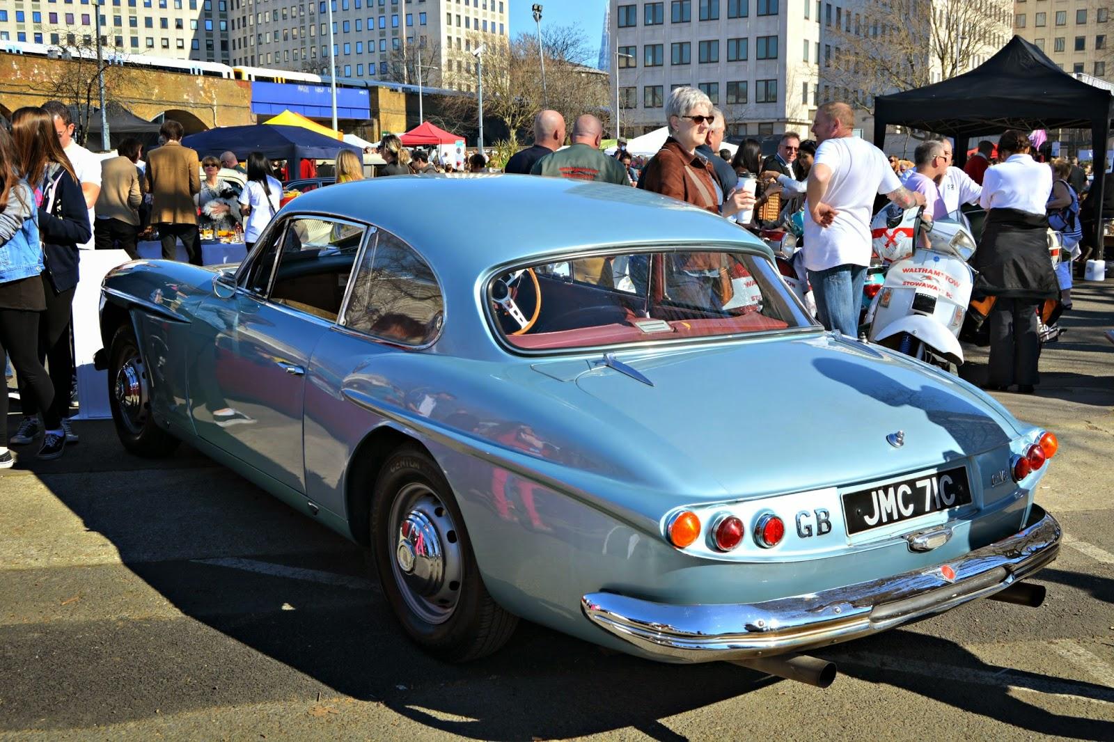 london classic car boot sale southbank
