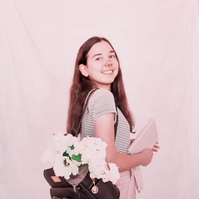 About Me - Productive Pixie - Productivity, Bullet Journaling, and Affordable Fashion