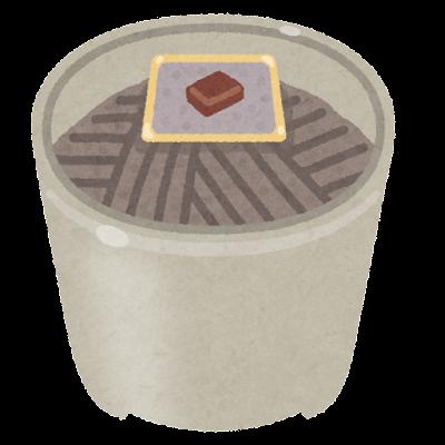 香炉のイラスト(香道)