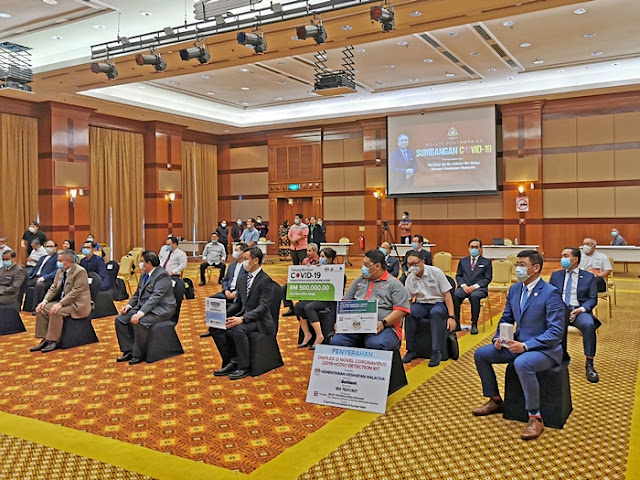Huawei Malaysia Contributes Technologies Join Malaysia's Fight Against COVID-19, Huawei Malaysia, Ministry of Health, Fight Against Covid-19, Covid-19, Tech