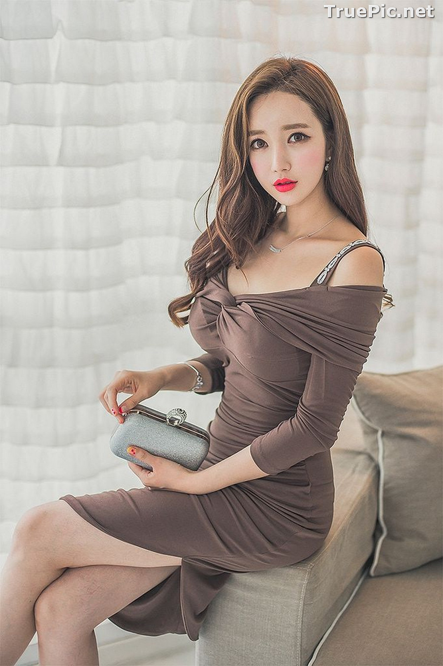 Image Lee Yeon Jeong – Indoor Photoshoot Collection – Korean fashion model – Part 18 - TruePic.net - Picture-2