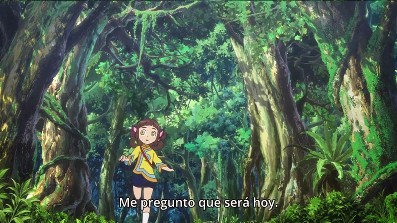 Monster Hunter Stories Ride On cap 1 sub español