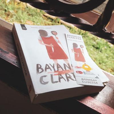 Review Novel Bayangan Clarissa, Ahmad Akmal Azman