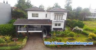 Banyak Villa Yang Hemat Ada juga yang enak Suasananya