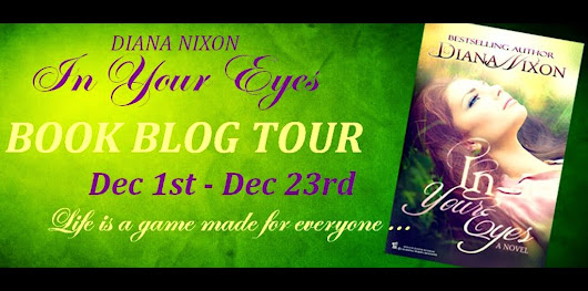 Amina Black: Review: In Your Eyes by Diana Nixon