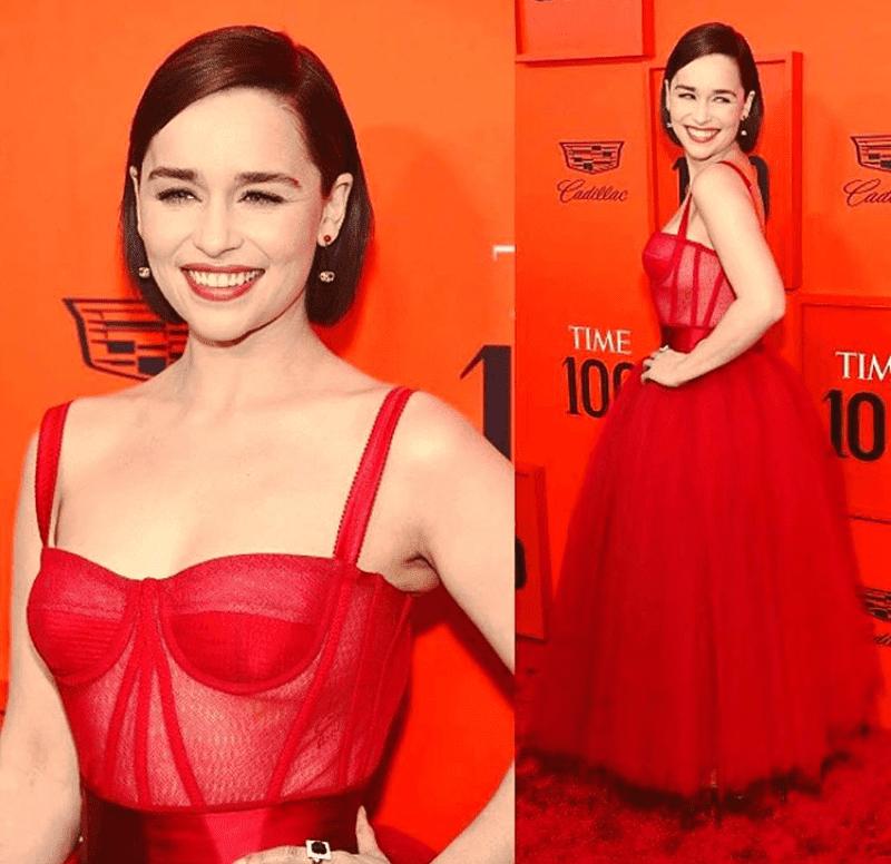 Emilia Clarke hot pic