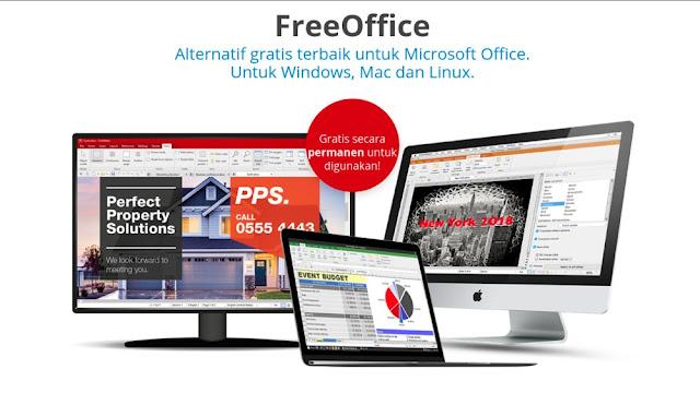 Free Office Word, Spreadsheet, Presentation