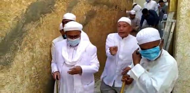 Habib Rizieq: Sampai Ketemu Di Tanah Air Atau Balik Ke Makkah