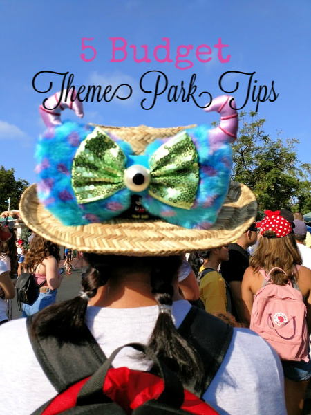 theme parks on a budget
