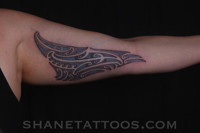 cbea38f27 Maori Tattoo, Kirituhi