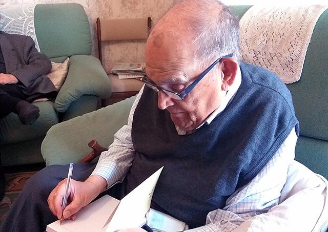 Fallece el dramaturgo y escritor toledano Antonio Martínez Ballesteros