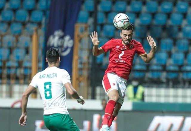 اهداف مباراة الاهلي والمصري (4-2) الدوري المصري