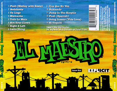 El Maestro - Going Insane 1995