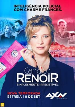 Quarta temporada de Candice Renoir chega ao AXN