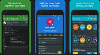 تحميل تطبيق SoloLearn : Learn to Code، افضل برنامج لتعلم البرمجة بسهولة مجانا من خلال هاتفك الاندرويد