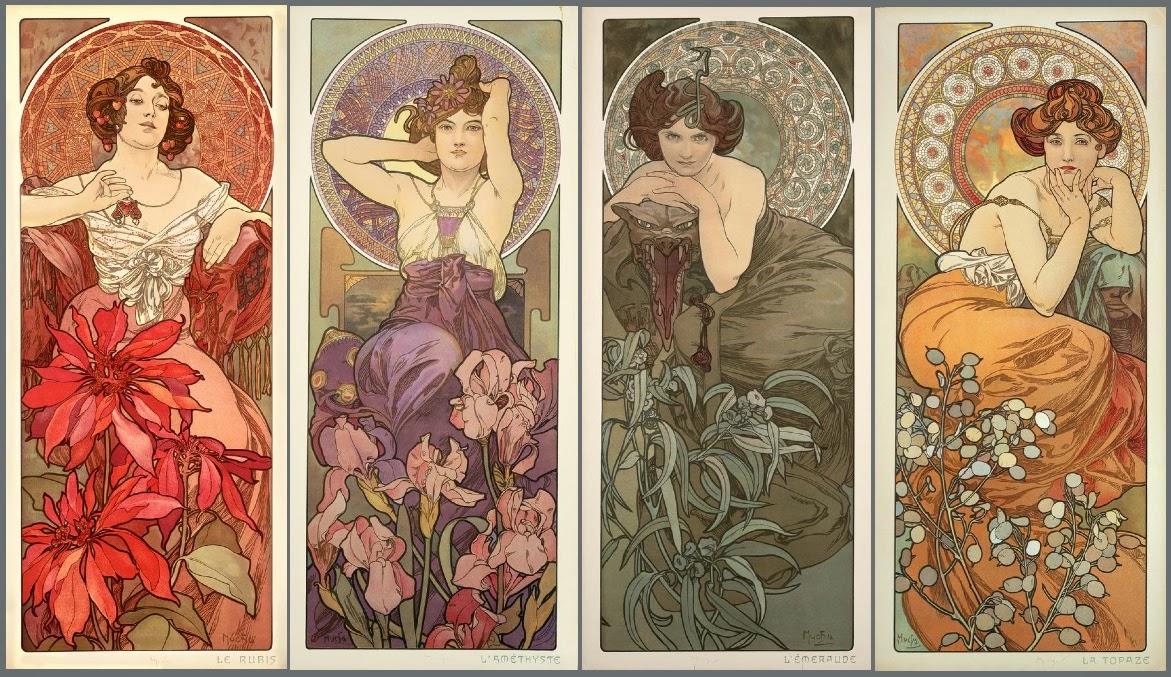 Alphonse  Mucha  Tutt'Art   ()