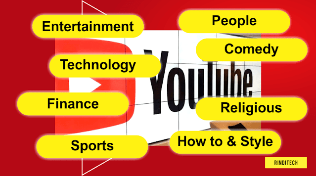 Cara Mudah Mengetahui Kategori Video Youtube