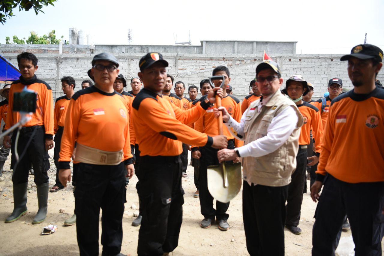 PKS Bantu Korban Gempa Palu dengan Peralatan Ala Kadar