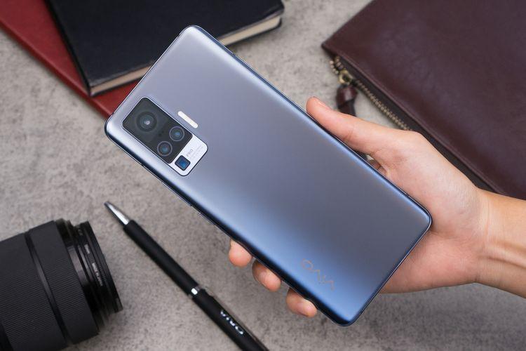 Ini Dia 3 Desain Utama yang Dipunyai Handphone Vivo X50