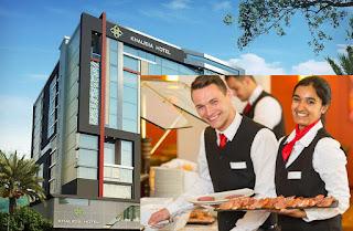 وظائف شاغرة في الإمارات بتاريخ اليوم ، وظائف سياحة و فندقة ,فندق الخالدية بالاس دبي