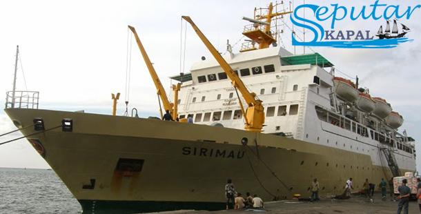 Kapal Pelni SIRIMAU