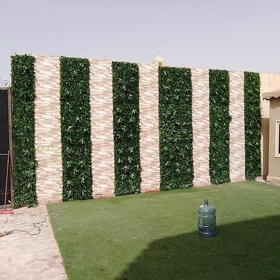 تصميم الحدائق المنزلية بالطائف