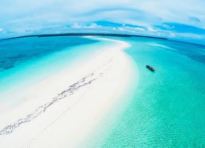 Wisata Kepulauan Kei di Maluku Tenggara