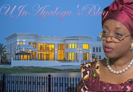 Another $1.5bn Diezani Loot Traced To Swiss Bank, EFCC Men Jets Out To Dubai To Inspect Her N7bn Mansion