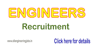 Engineering Officer Recruitment - Government of  India