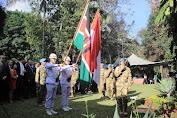 Kolaborasi Tari Nusantara Pukau Pengunjung di Nairobi Kenya
