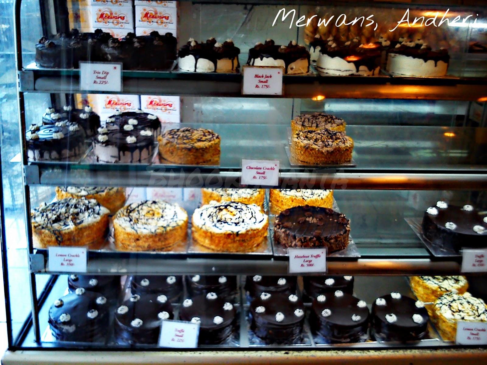 List Of Cake Shops In Mumbai