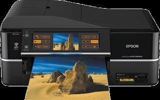 Download Epson Stylus Photo PX800FW drivers