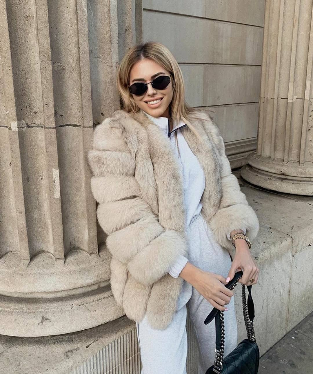 These Are Our 17 Favorite Faux Fur Coats for Winter