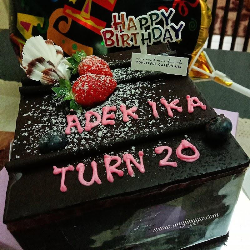 Kek Birthday Adik
