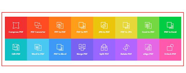 تحويل صيغة ملفات pdf