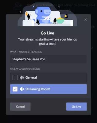 Cara Menggunakan Fitur Go Live Discord-2