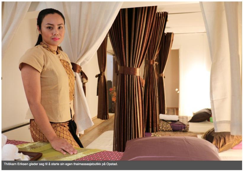 Date side thai massasje sandvika