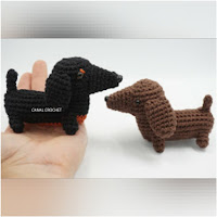 http://amigurumislandia.blogspot.com.ar /2018/07/amigurumi-perro-salchicha-canal-crochet.html