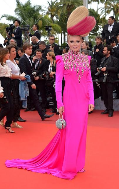 Elena Lenina Cannes 2016