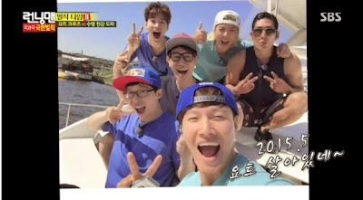 Running Man Extremes Guest 2PM Nichkhun f(x) Amber god Joon Park M.I.B Kangnam Super Junior M Henry Lau Lee Gwang Soo Gary Broken Love bromance giraffe Kim Jong Kook Yoo Jae Suk Crossing Han River Swimming Ji Suk Jin Bungee jumping without rope Gangwon-do Injenarshapark enjoy korea hui Korean Entertainment Programs