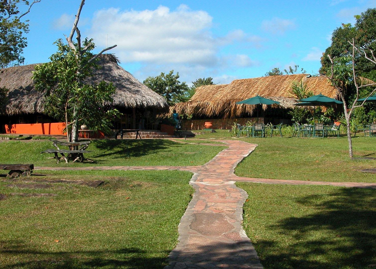 Waku Lodge отель в Венесуэле