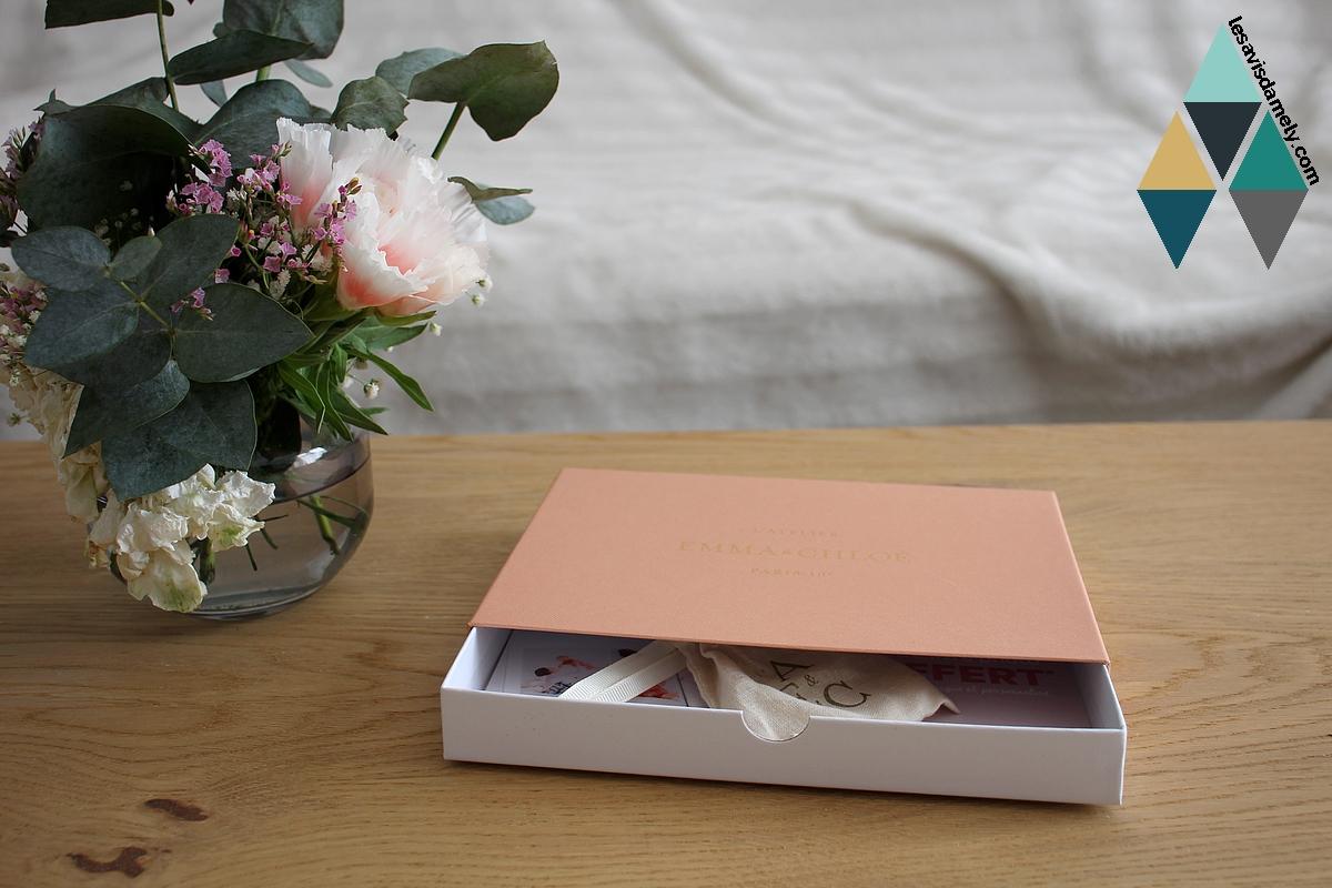 avis et test box bijou beauté emma & chloé