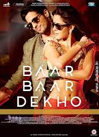 Baar Baar Dekho 2016 Hindi 720p HDRip Full Movie Download