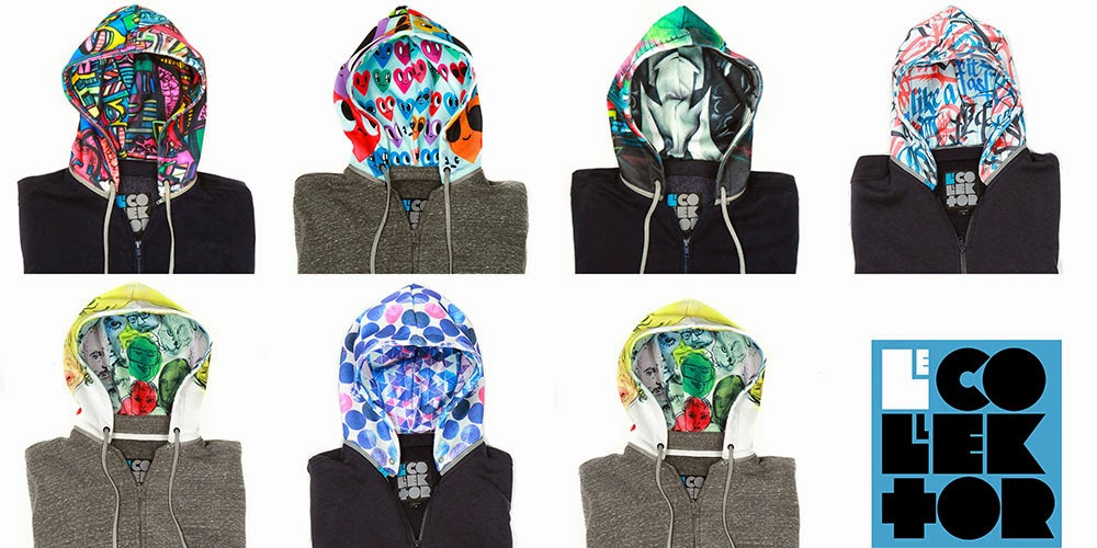 Interchangeable Graphic Hoodies