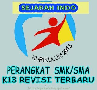 RPP  K13 SMA/SMK Sejarah Indonesia Kelas 11  Revisi 2018
