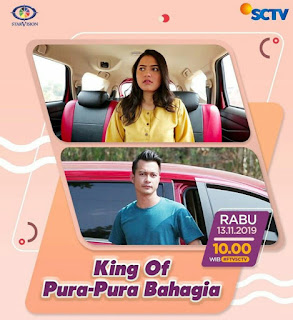Pemain ftv King of Pura-pura Bahagia