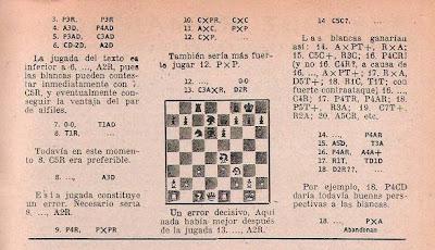 Ajedrez Español nº 109 – enero 1951, página 21